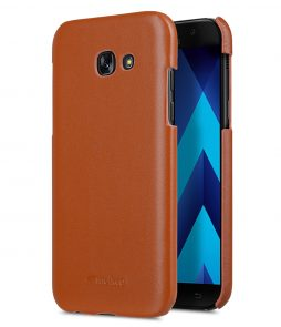Melkco Premium Leather Snap Back Cover Case for Samsung Galaxy A5 (2017)