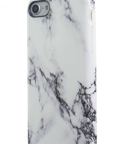 """Melkco Snap Back Cover Case Series Marble Jacket TPU Case for Apple iPhone 7 / 8 (4.7"""")"""