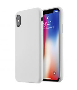 Melkco Aqua Silicone Case for Apple iPhone X